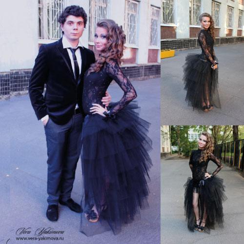вечерние платья фото для полных
