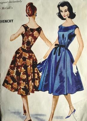 Мода 60-х годов охватывает множество различных направлений - от плиссированных юбок, плавно попавших в 60-е из...